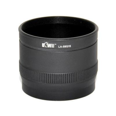 Kiwi Lens Adapter voor Canon PowerShot G15