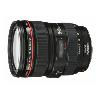 Canon EF 24-105mm f/4.0L IS USM objectief - Occasion