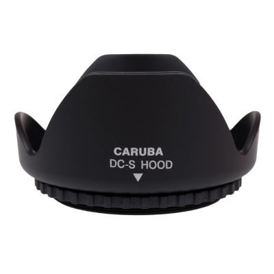 Caruba Universele Wide Zonnekap 55mm