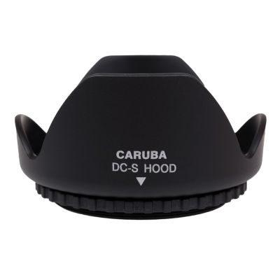 Caruba Universele Wide Zonnekap 58mm
