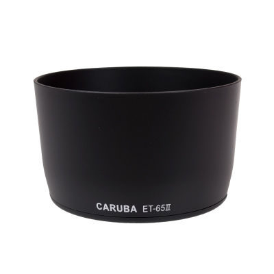 Caruba ET-65II zonnekap Zwart