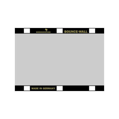 Sunbounce Bounce-Wall Reflector Silver (21 x 29,7 cm)