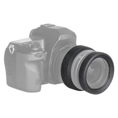 EasyCover lens protection kit 62mm Zwart