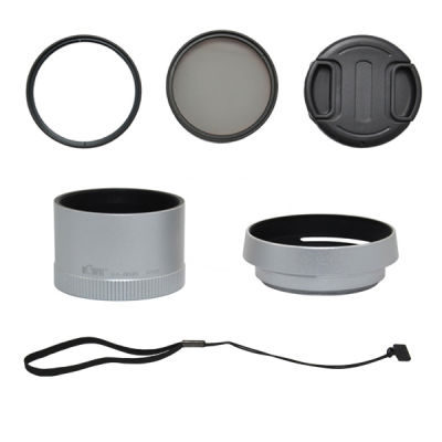 Kiwi Lens Adapter Kit voor Leica X1/X2
