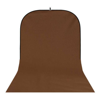 Botero Opvouwbare Achtergrond 250 x 500cm (Brown nr.052)