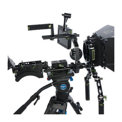 LanParte DSLR Professional Rig Kit PK-01