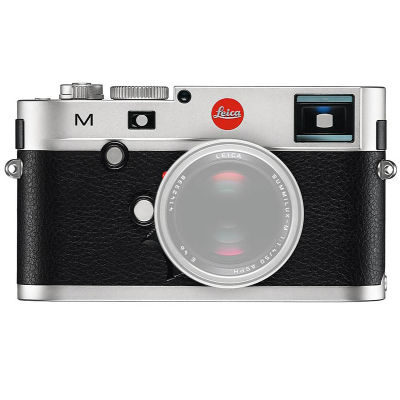 Leica M Typ 240 systeemcamera Body Silver Chrome