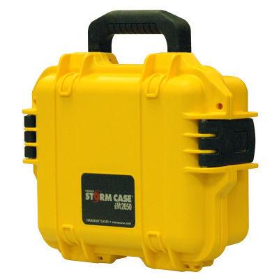 Peli Storm Case iM2050 Geel Plukschuim