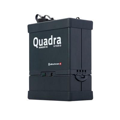 Elinchrom PowerPack Ranger Quadra Hybrid AS/RX Lithium