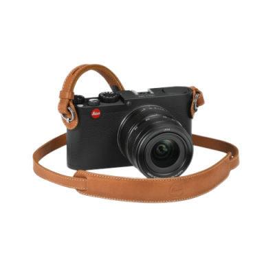 Leica X Vario Draagriem Cognac