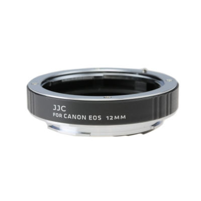 JJC Auto Extension Tube For Canon AET-C12