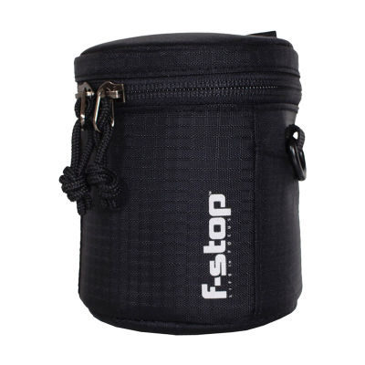 F-Stop Lens Case Small Black