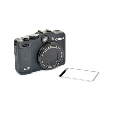 JJC LCP-G15 LCD Cover voor Canon G15