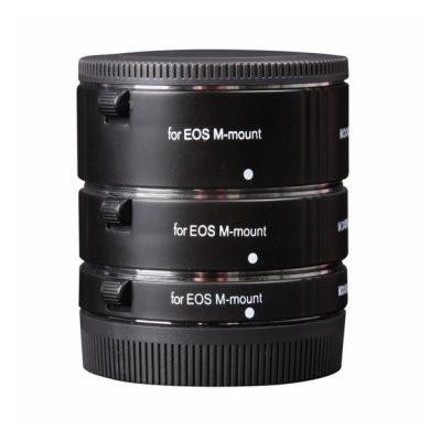 Kooka Extension Tube set Canon M-Serie Chroom