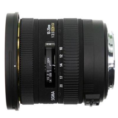 Sigma AF 10-20mm f/4-5.6 EX DC HSM Canon - Occasion