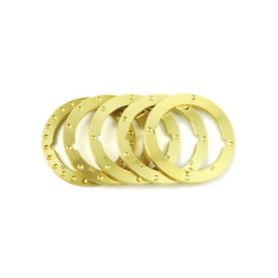 Nodal Ninja 4/5 Reversible Brass Detent Ring (51.4/72 degree stops)
