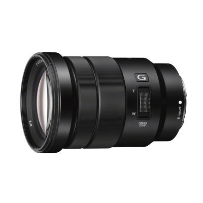 Sony NEX 18-105mm f/4.0 Power Zoom objectief