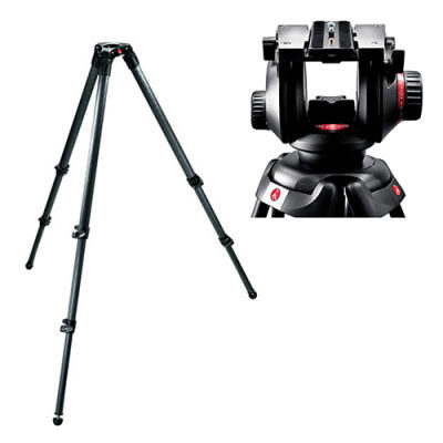 Manfrotto 504HD + 535K Kit