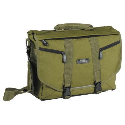 Tenba Messenger Photo/Laptop Bag Small Olive