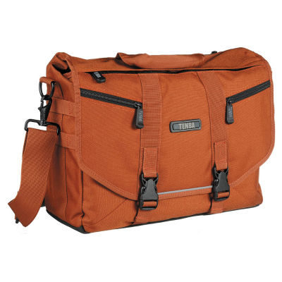 Tenba Messenger Photo/Laptop Bag Small Burnt Orange