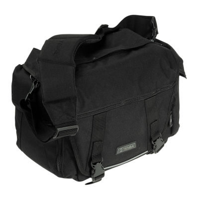 Tenba Messenger Camera Bag Medium Zwart