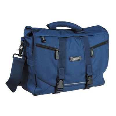 Tenba Messenger Photo/Laptop Bag Large Blauw