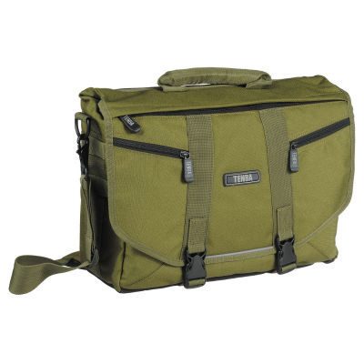 Tenba Messenger Photo/Laptop Bag Large Olive