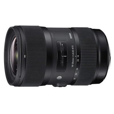 Sigma 18-35mm f/1.8 DC HSM Art Nikon objectief