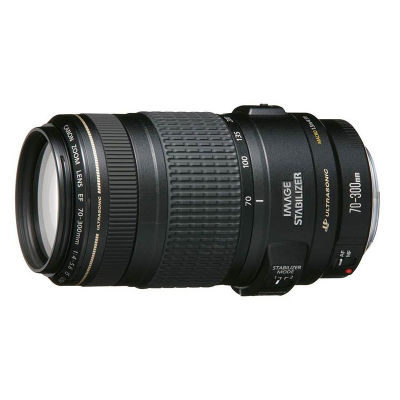 Canon EF 70-300mm f/4.0-5.6 IS USM objectief
