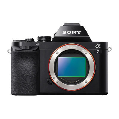 Sony Alpha A7 (E-Mount) systeemcamera Body