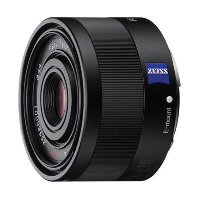 Sony FE Sonnar T* 35mm f/2.8 ZA objectief