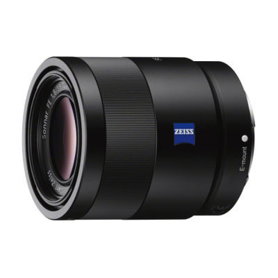 Sony FE Sonnar T* 55mm f/1.8 ZA objectief