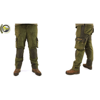 Stealth Gear Extreme Trousers model 2n Forest Green (Size: XXXL-30)