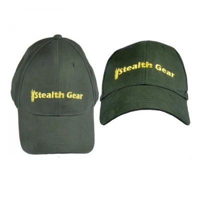 Stealth Gear Extreme Photographers Cap