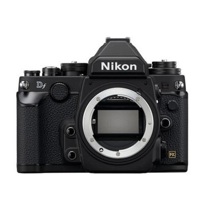Nikon Df DSLR Body Zwart