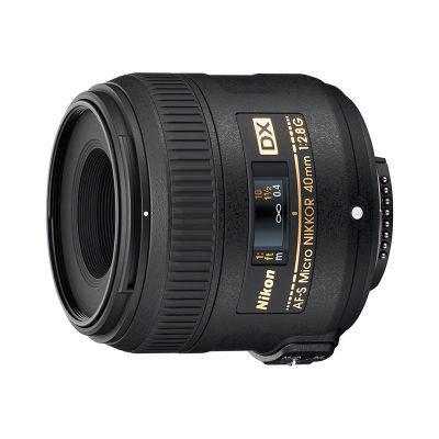 Nikon AF-S 40mm f/2.8G DX Micro objectief