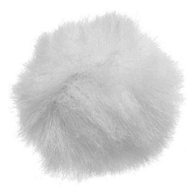 Rycote Furry Lavalier Windjammer Wit