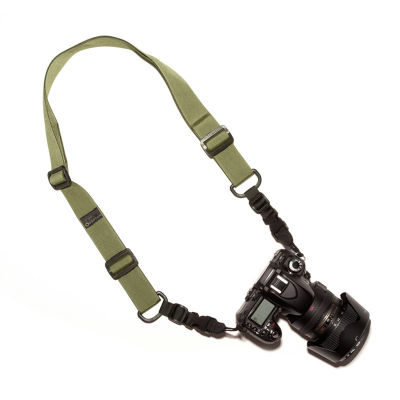 DSPTCH Heavy Camera Sling Strap - Olive Draagriem