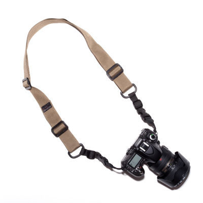 DSPTCH Heavy Camera Sling Strap - Coyote Draagriem