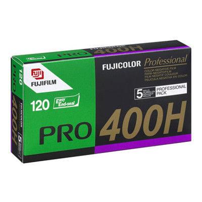 1x5 Fujifilm Pro 400 H 120