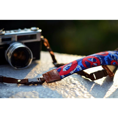 iMo Helm Neopreen Camera Strap