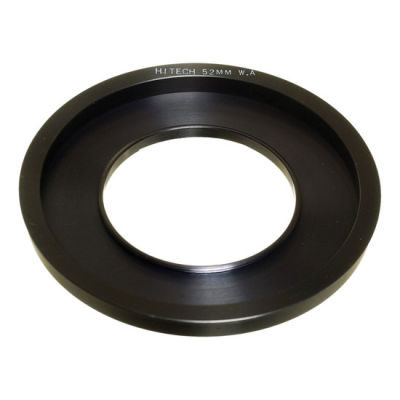 Hitech Lens Adapter Wide Angle voor 100mm Holder - 52mm