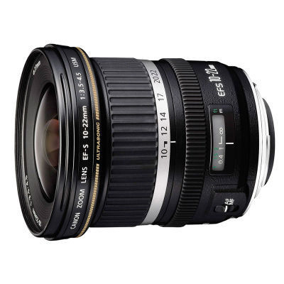Canon EF-S 10-22mm f/3.5-4.5 USM objectief - Occasion