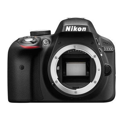Nikon D3300 DSLR Body Zwart
