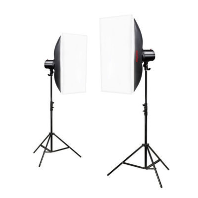 Godox Mini Pioneer 160 Watt 2 Kit softbox