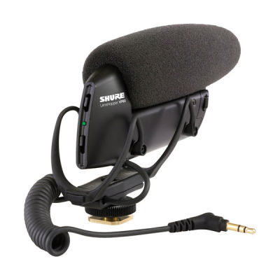 Shure VP83 Camera Mount Shotgun Microphone