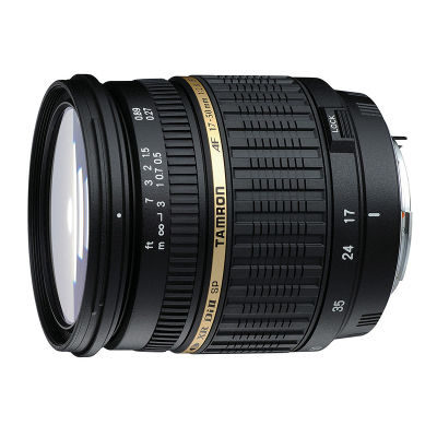 Tamron SP AF 17-50mm f/2.8 XR Di II LD Asph Canon objectief