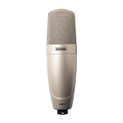 Shure KSM32/SL Cardioïde Condensator Microfoon