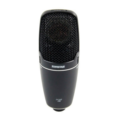 Shure PG27 USB Side-address Cardioïde Condensator Microfoon