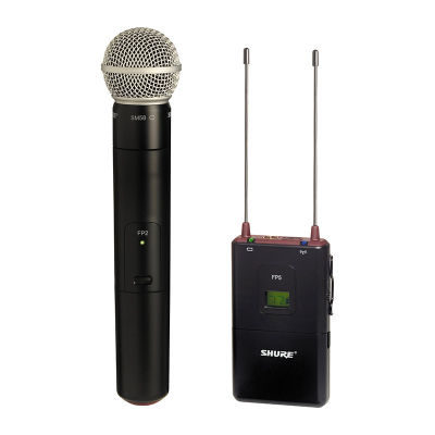 Shure FP25/SM58 Wireless System